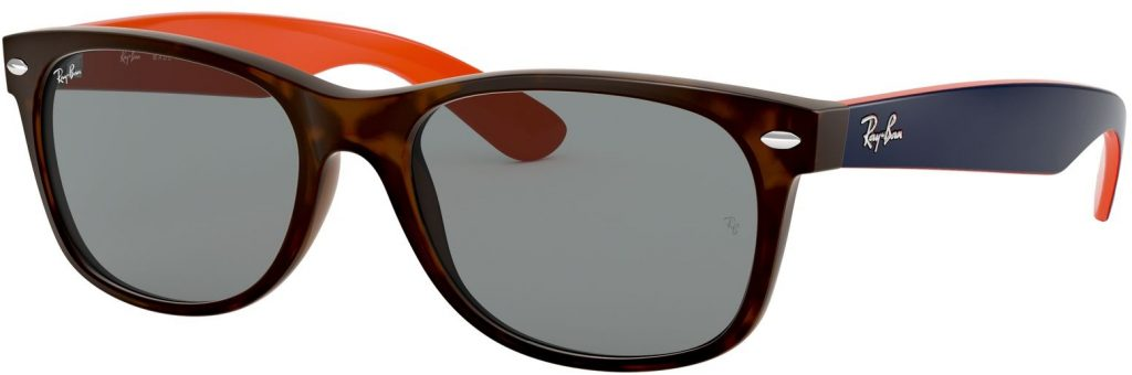 Ray-Ban New Wayfarer Color Mix RB2132-6180R5-52