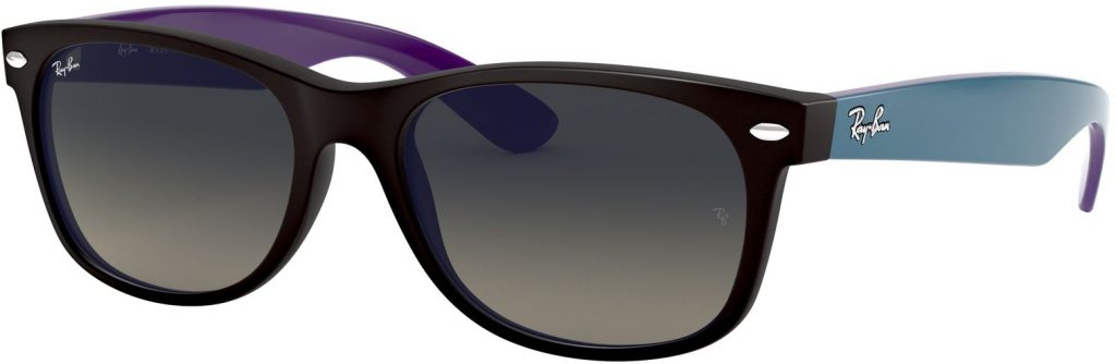 Ray-Ban New Wayfarer Color Mix RB2132-618371-52