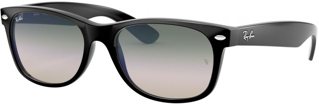 Ray-Ban New Wayfarer Classic RB2132-901/3A-52