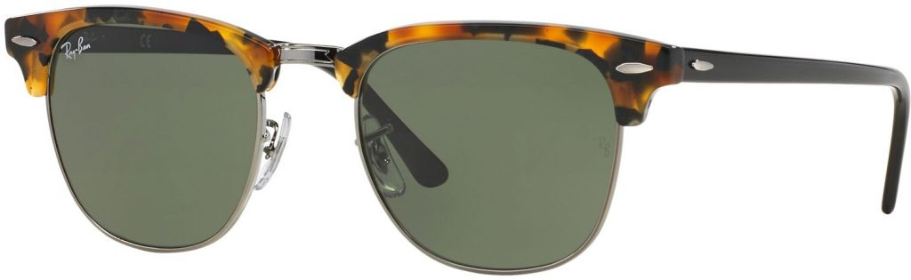 Ray-Ban Clubmaster Fleck RB3016-1157-49