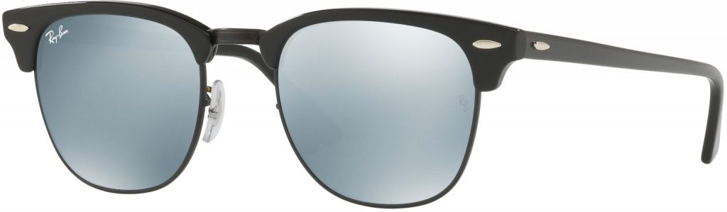 Ray-Ban Clubmaster Flash Lenses RB3016-122930-51