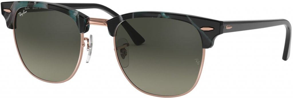 Ray-Ban Clubmaster Fleck RB3016-125571-51
