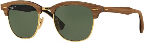 Ray-Ban Clubmaster Wood RB3016M-118158-51