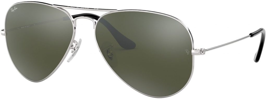 Ray-Ban Aviator Large Metal Flash Lenses RB3025-003/40-62