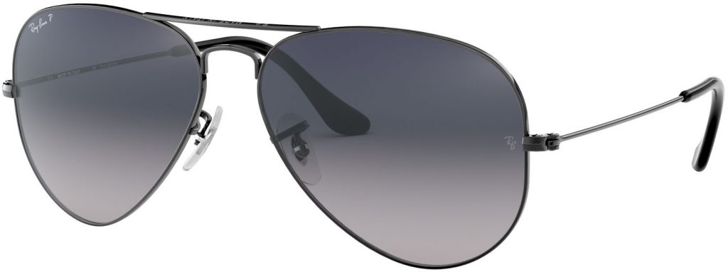 Ray-Ban Aviator Large Metal Gradient RB3025-004/78-55