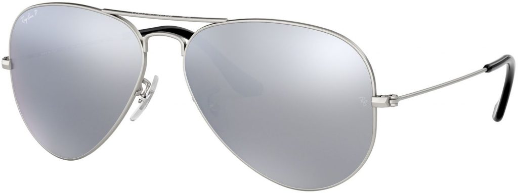 Ray-Ban Aviator Large Metal Flash Lenses RB3025-019/W3-58