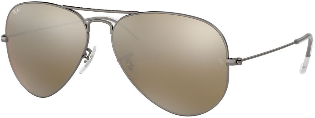 Ray-Ban Aviator Large Metal Flash Lenses RB3025-029/30-55