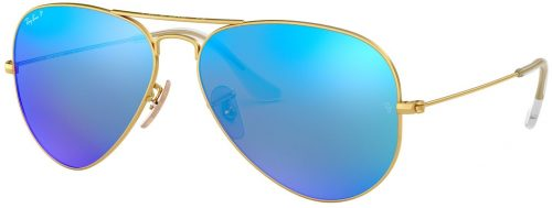 Ray-Ban Aviator Large Metal Flash Lenses RB3025-112/4L-58