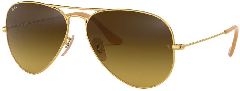 Ray-Ban Aviator Large Metal Gradient RB3025-112/85-55