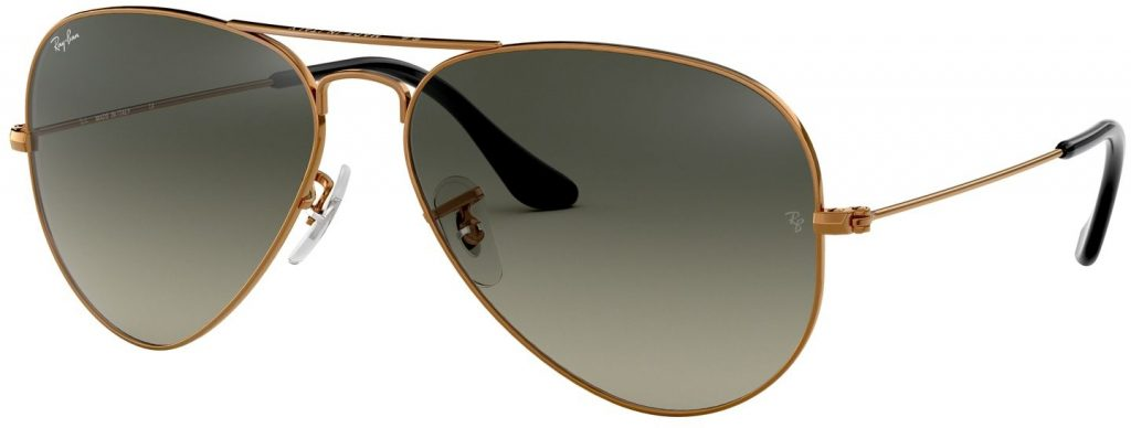 Ray-Ban Aviator Large Metal Gradient RB3025-197/71-55