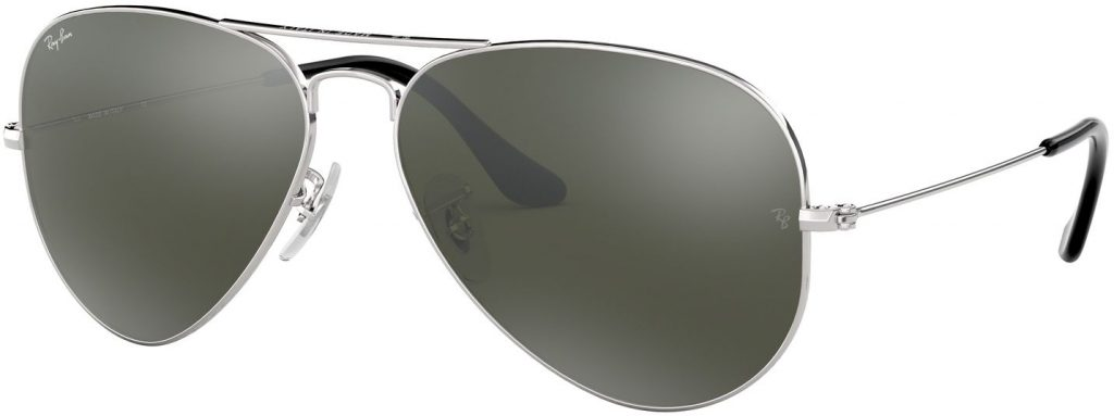 Ray-Ban Aviator Large Metal Flash Lenses RB3025-W3275-55