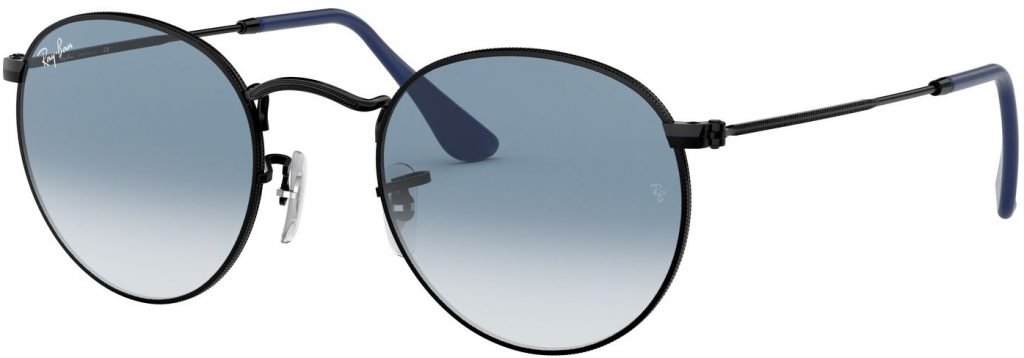Ray-Ban Round Metal Gradient RB3447-006/3F-50