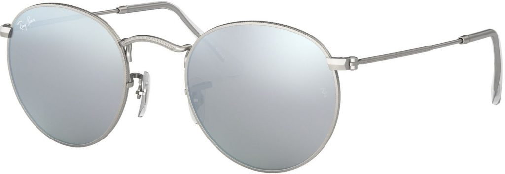 Ray-Ban Round Metal Flash Lenses RB3447-019/30-50