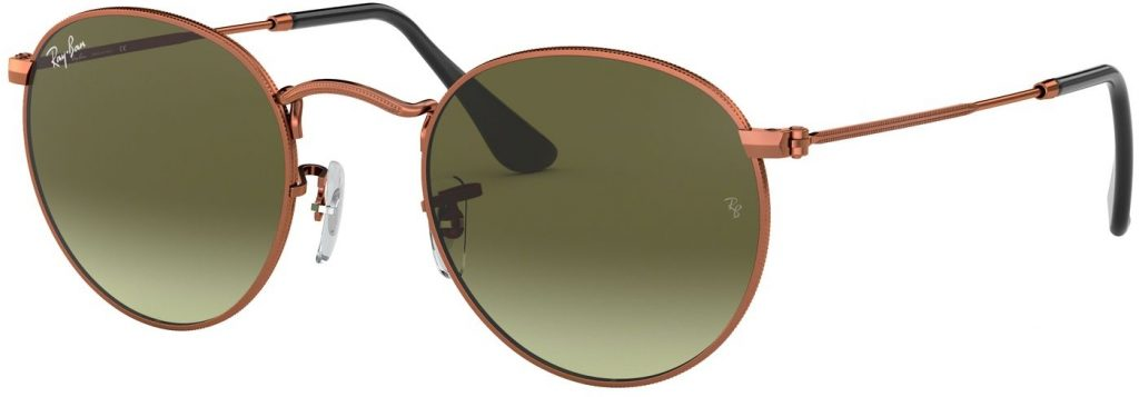 Ray-Ban Round Metal Gradient RB3447-9002A6-47