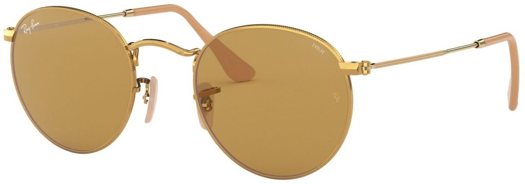 Ray-Ban Round Metal Evolve RB3447-90644I-53