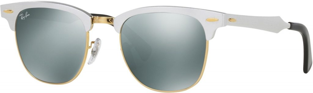 Ray-Ban Clubmaster Aluminum RB3507-137/40-51