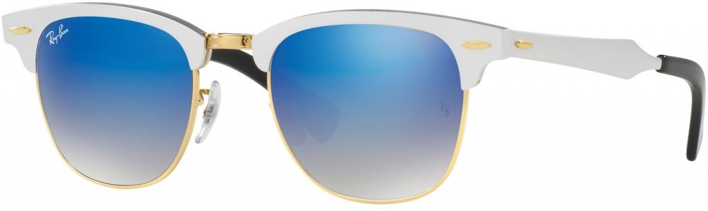 Ray-Ban Clubmaster Aluminum RB3507-137/7Q-51