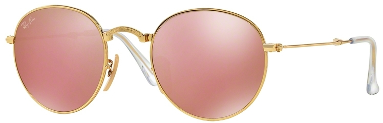 Ray-Ban Round Folding Metal RB3532 001/Z2 5020