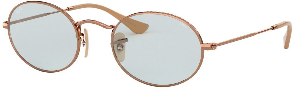 Ray-Ban Oval Flat Lenses RB3547N-91310Y-51
