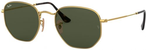 Ray-Ban Hexagonal Flat Lenses RB3548N-001-54