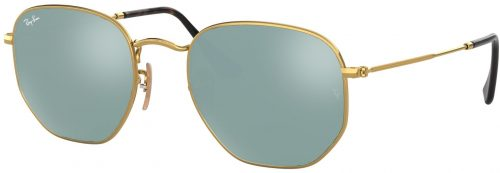 Ray-Ban Hexagonal Flat Lenses RB3548N-001/30-51