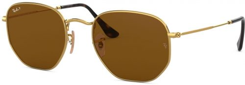 Ray-Ban Hexagonal Flat Lenses RB3548N-001/57-51