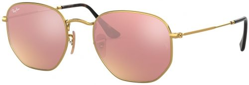 Ray-Ban Hexagonal Flat Lenses RB3548N-001/Z2-48
