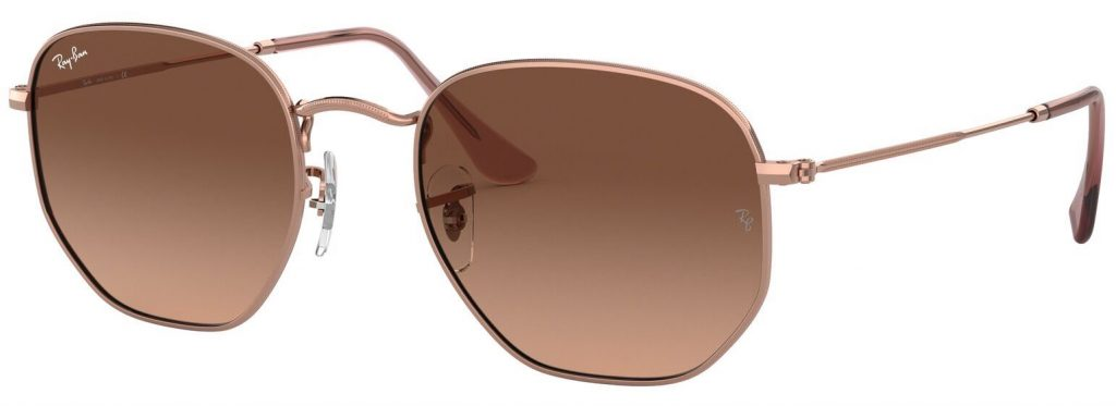 Ray-Ban Hexagonal RB3548N-9069A5-48