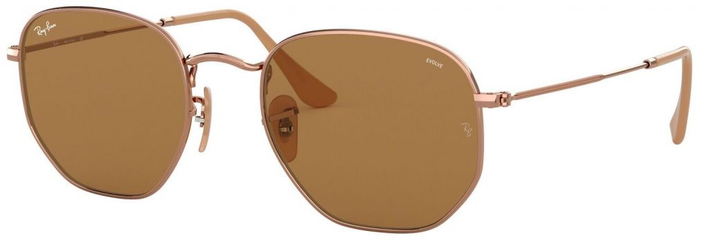 Ray-Ban Hexagonal RB3548N-91314I-54