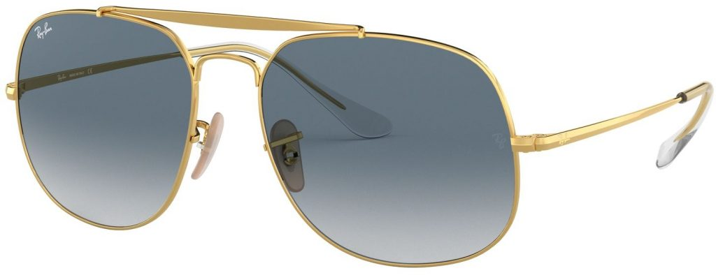 Ray-Ban The General RB3561-001/3F-57