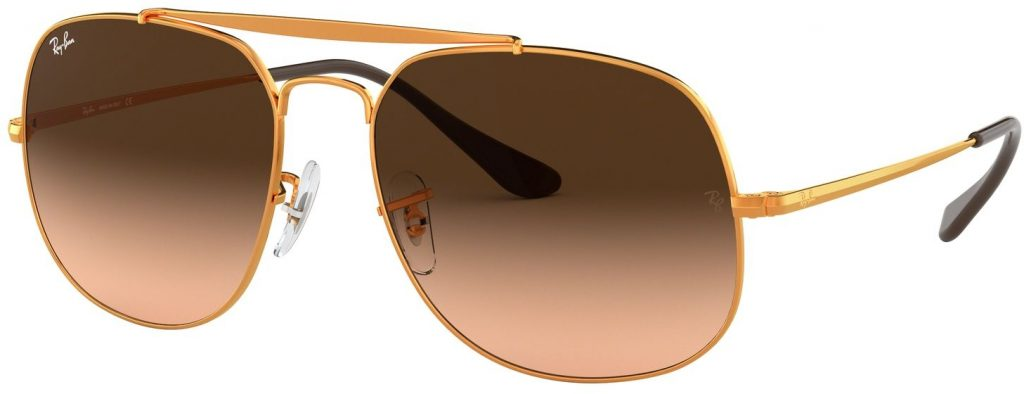 Ray-Ban The General RB3561-9001A5-57