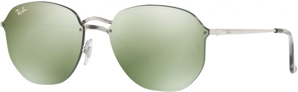 Ray-Ban Blaze Hexagonal Flat Lenses RB3579N-003/30-58