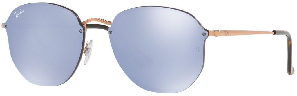 Ray-Ban Blaze Hexagonal Flat Lenses RB3579N-90351U-58
