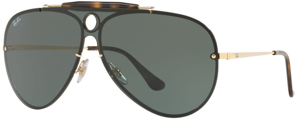 Ray-Ban Blaze Shooter Flat Lenses RB3581N-001/71-32