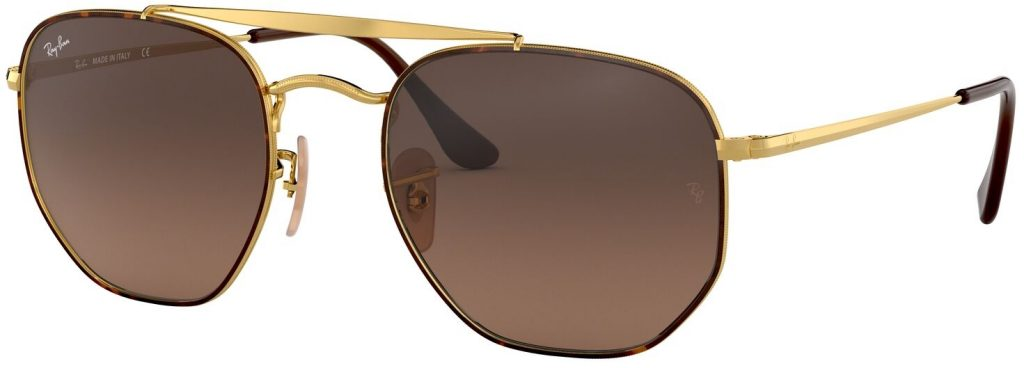 Ray-Ban The Marshal RB3648-910443-54