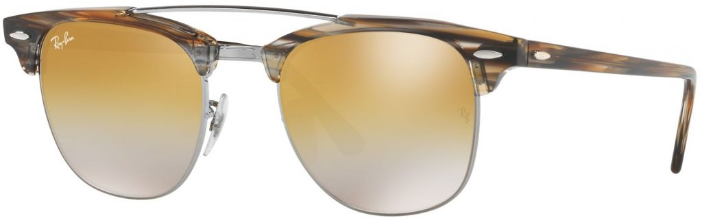 Ray-Ban Clubmaster Double Bridge RB3816-1238I3-51