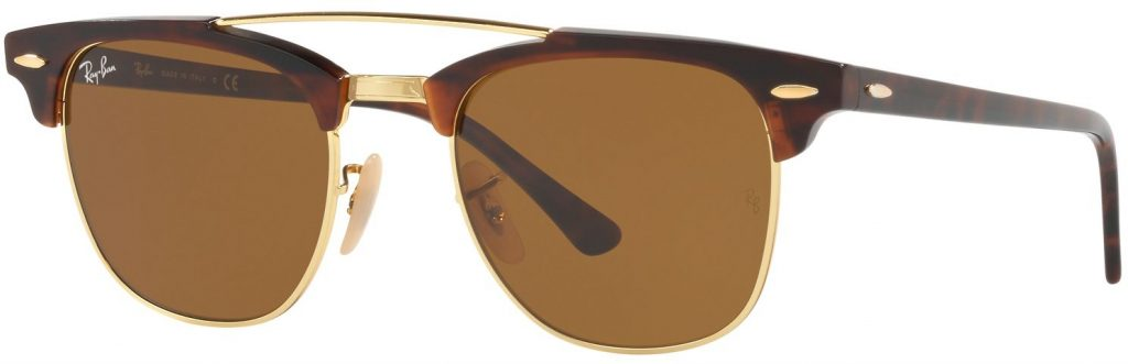 Ray-Ban Clubmaster Double Bridge RB3816-990/33-51