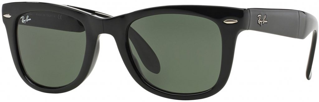 Ray-Ban Folding Wayfarer RB4105-601-54
