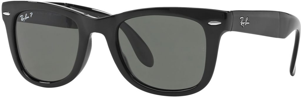 Ray-Ban Folding Wayfarer RB4105-601/58-50