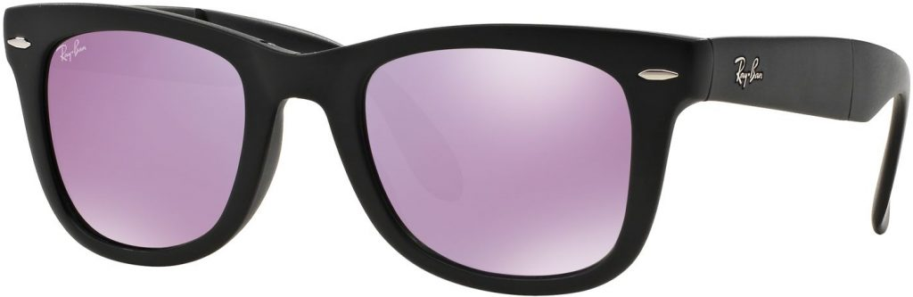 Ray-Ban Folding Wayfarer RB4105-601S4K-50