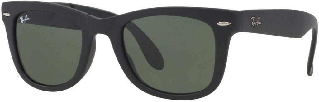 Ray-Ban Folding Wayfarer RB4105-601S-54