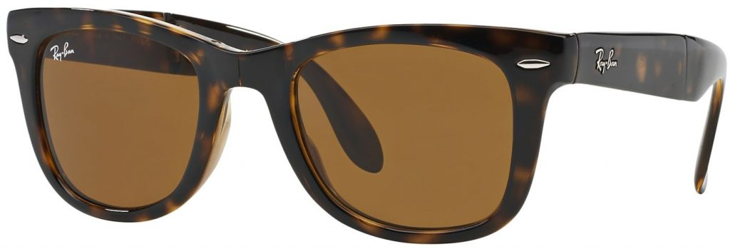 Ray-Ban Folding Wayfarer RB4105-710-54
