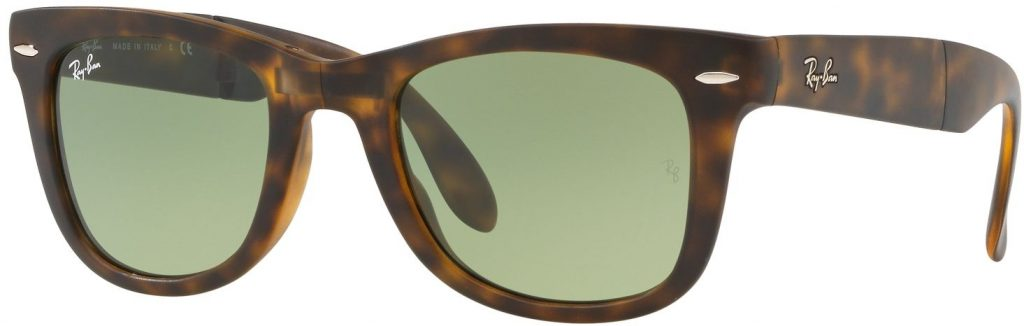 Ray-Ban Folding Wayfarer RB4105-894/4M-50