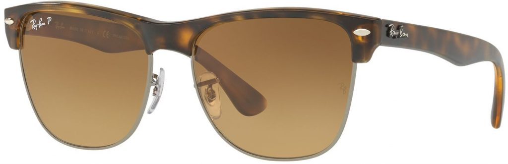 Ray-Ban Clubmaster Oversized RB4175-878/M2-57