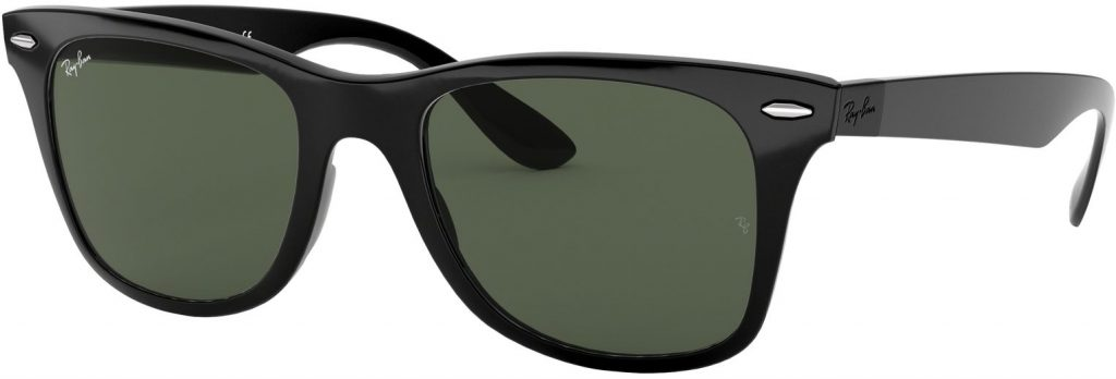 Ray-Ban Wayfarer Liteforce RBB4195-601/71-52