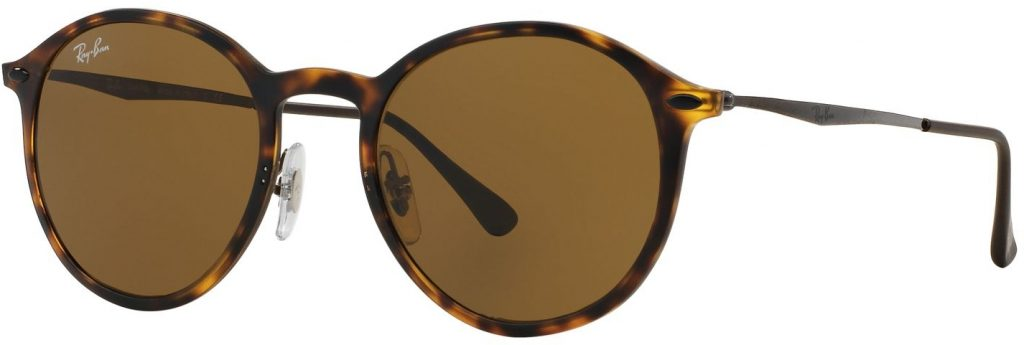 Ray-Ban Round Light Ray RB4224-894/73-49