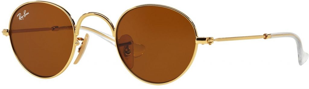 Ray-Ban Junior Round RJ9537S-223/3-40