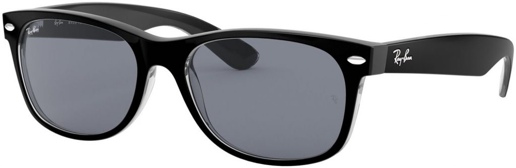 Ray-Ban New Wayfarer RB2132-6398Y5-55