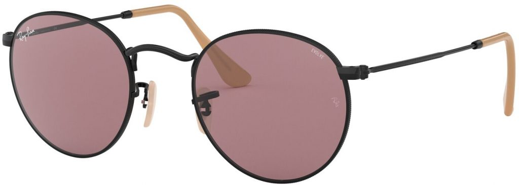 Ray-Ban Round Metal RB3447-9066Z0-53