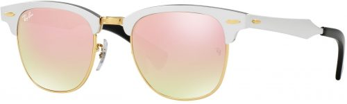 Ray-Ban Clubmaster Aluminum RB3507-137/7O-51